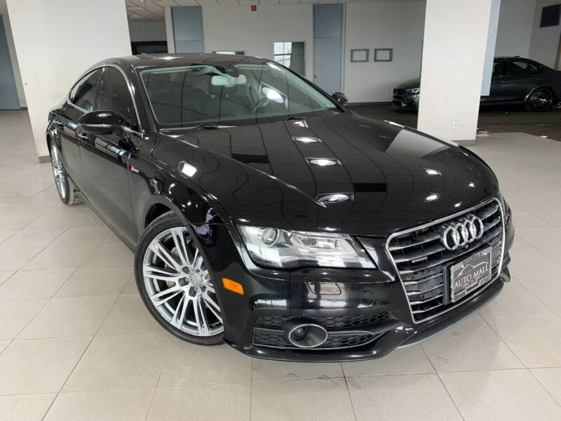 2014 Audi A7 for sale at Auto Mall of Springfield in Springfield IL