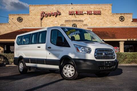 2018 Ford Transit Passenger for sale at Jerrys Auto Sales in San Benito TX