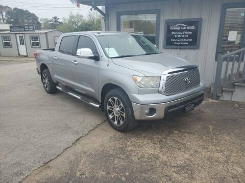 2012 Toyota Tundra for sale at Rutledge Auto Group in Palestine TX