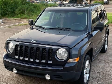 2014 Jeep Patriot for sale at Hadi Motors in Houston TX