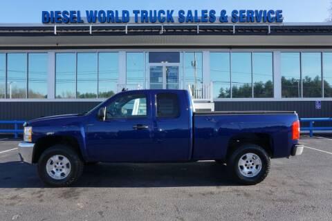 2013 Chevrolet Silverado 1500 for sale at Diesel World Truck Sales in Plaistow NH