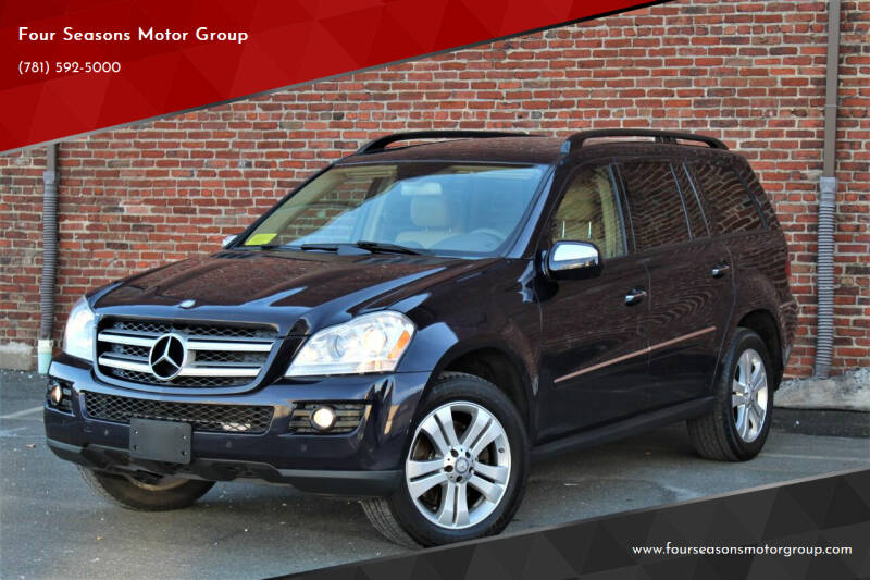 2009 Mercedes-Benz GL-Class for sale at Four Seasons Motor Group in Swampscott MA