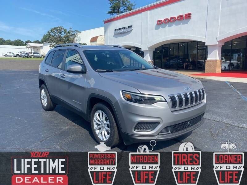 2021 Jeep Cherokee for sale in Easley, SC