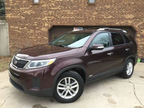 2015 Kia Sorento for sale at K2 Autos in Holland MI