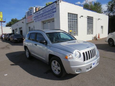 2010 Jeep Compass for sale at Nile Auto Sales in Denver CO