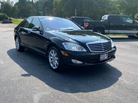 2008 Mercedes-Benz S-Class for sale at Luxury Auto Innovations in Flowery Branch GA