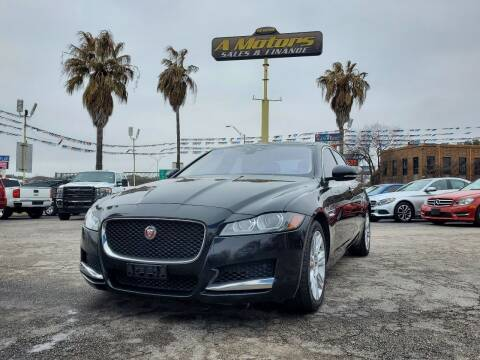 2016 Jaguar XF for sale at A MOTORS SALES AND FINANCE - 5630 San Pedro Ave in San Antonio TX
