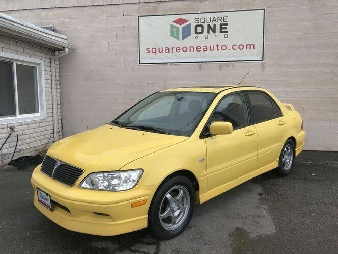 2003 Mitsubishi Lancer for sale at SQUARE ONE AUTO LLC in Murray UT