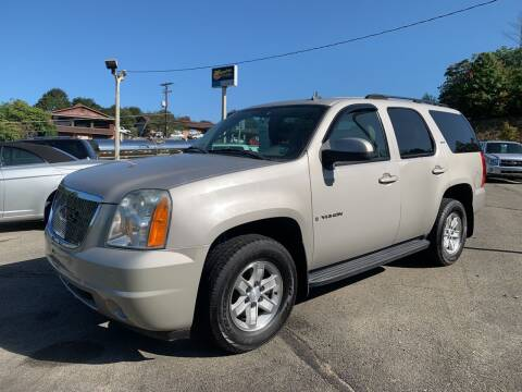 2007 GMC Yukon for sale at WENTZ AUTO SALES in Lehighton PA