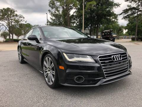 2012 Audi A7 for sale at Global Auto Exchange in Longwood FL