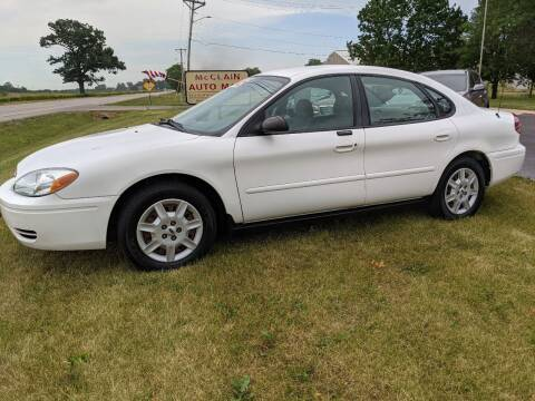 2006 Ford Taurus for sale at McClain Auto Mall in Rochelle IL