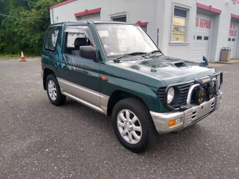 1995 MITSIBISHI MINI PAJERO for sale at Cross Keys Auto Exchange in Berlin NJ