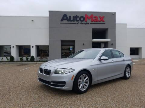 2014 BMW 5 Series for sale at AutoMax of Memphis - Darrell James in Memphis TN