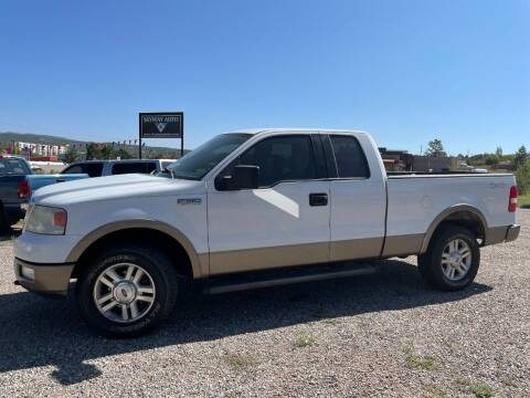 2004 Ford F-150 for sale at Skyway Auto INC in Durango CO