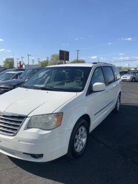 2010 Chrysler Town and Country for sale at Cars 4 Idaho in Twin Falls ID