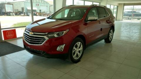 2021 Chevrolet Equinox for sale at Lee Chevrolet in Frankfort KS
