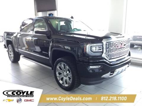 2018 GMC Sierra 1500 for sale at COYLE GM - COYLE NISSAN - Coyle Nissan in Clarksville IN