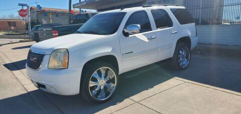 2007 GMC Yukon for sale at Motorcars Group Management - Bud Johnson Motor Co in San Antonio TX
