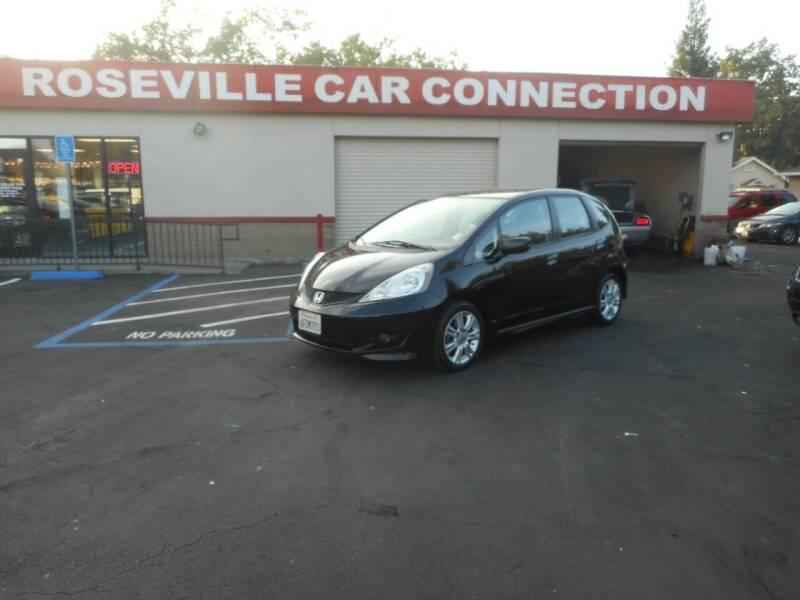 2009 Honda Fit Sport Hatchback 5M w/Navi - Roseville CA