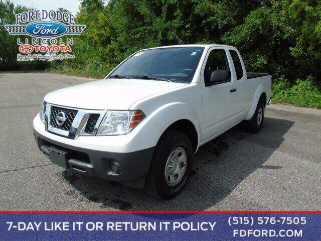 2016 Nissan Frontier for sale in Fort Dodge, IA