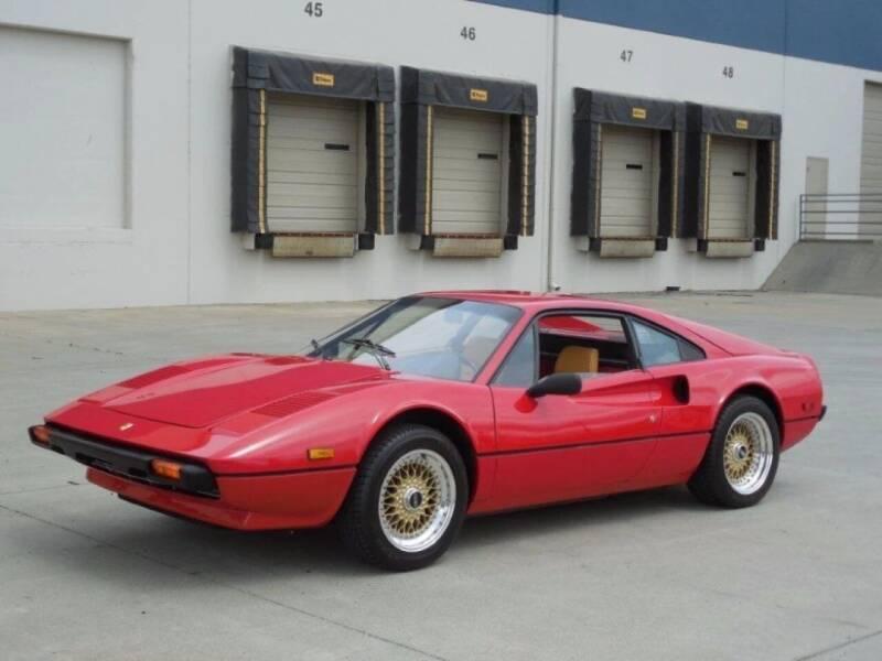 1976 Ferrari 308GTB for sale at Gullwing Motor Cars Inc in Astoria NY