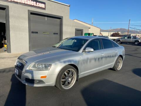 2008 Audi A6 for sale at Auto Image Auto Sales in Pocatello ID