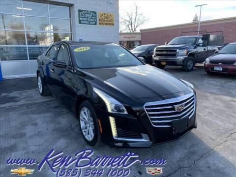 2019 Cadillac CTS for sale at KEN BARRETT CHEVROLET CADILLAC in Batavia NY