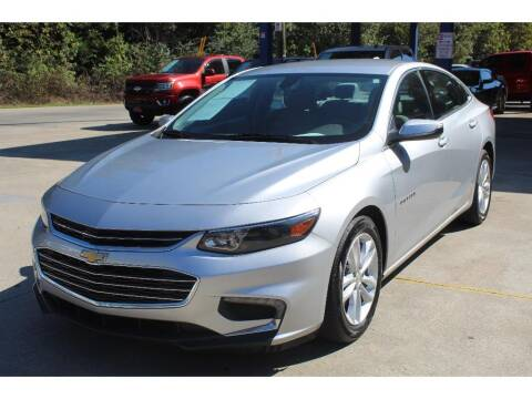 2016 Chevrolet Malibu for sale at Inline Auto Sales in Fuquay Varina NC