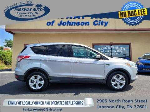 2014 Ford Escape for sale at PARKWAY AUTO SALES OF BRISTOL - PARKWAY AUTO JOHNSON CITY in Johnson City TN