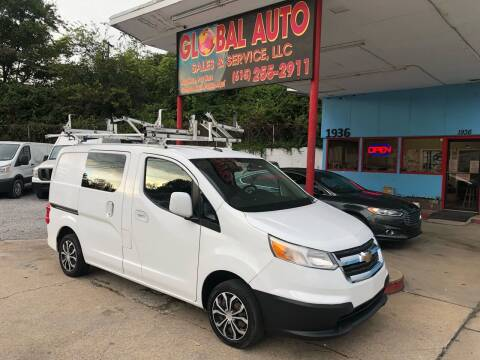 2015 Chevrolet City Express Cargo for sale at Global Auto Sales and Service in Nashville TN