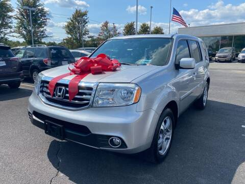 2013 Honda Pilot for sale at Charlotte Auto Group, Inc in Monroe NC