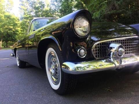 1956 Ford Thunderbird for sale at Classic Car Deals in Cadillac MI