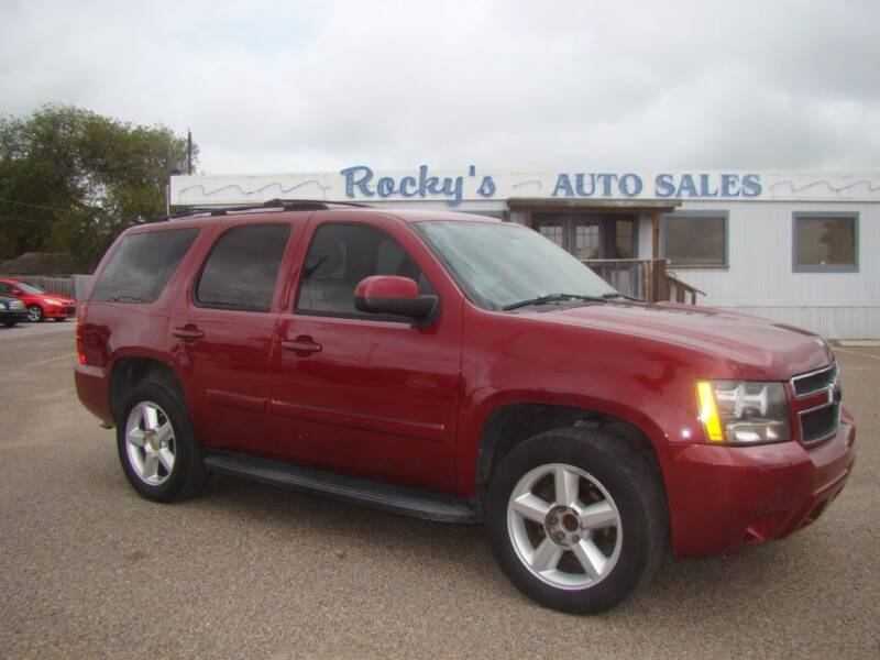 2007 Chevrolet Tahoe for sale at Rocky's Auto Sales in Corpus Christi TX