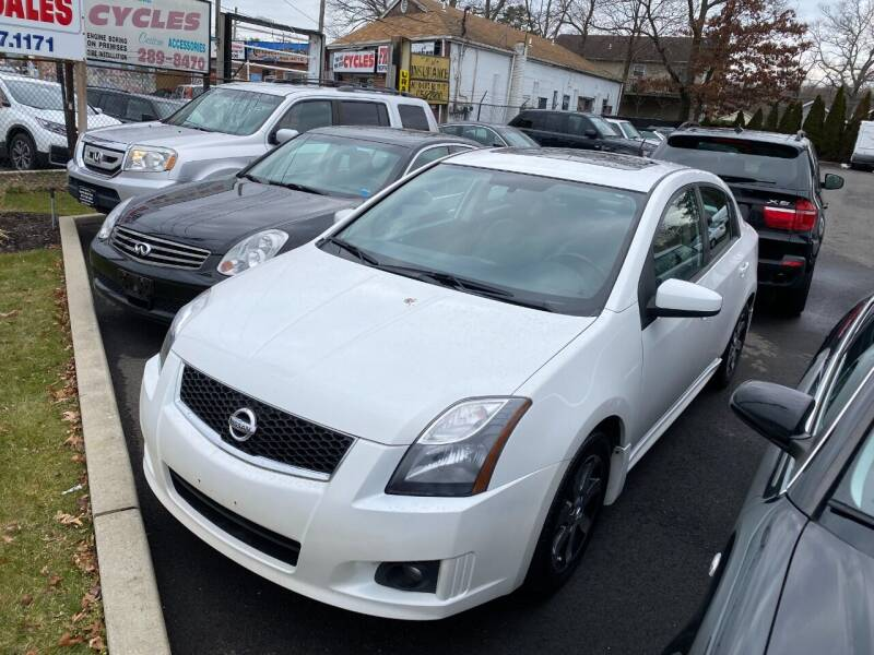 2012 Nissan Sentra for sale at QUALITY AUTO SALES OF NEW YORK in Medford NY