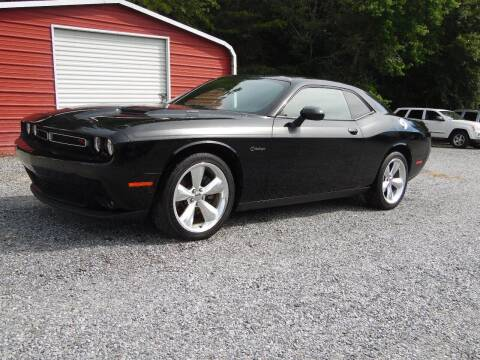 2015 Dodge Challenger for sale at Williams Auto & Truck Sales in Cherryville NC