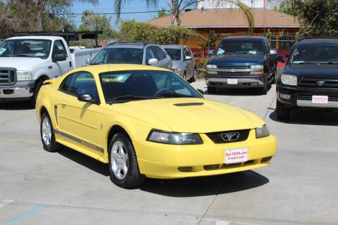 2002 Ford Mustang for sale at Car 1234 inc in El Cajon CA