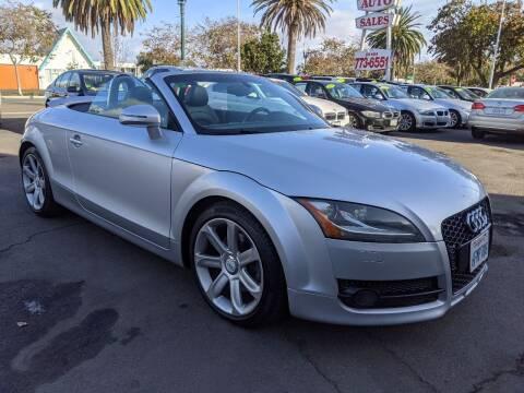 2008 Audi TT for sale at Convoy Motors LLC in National City CA