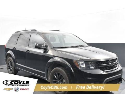 2019 Dodge Journey for sale at COYLE GM - COYLE NISSAN - New Inventory in Clarksville IN