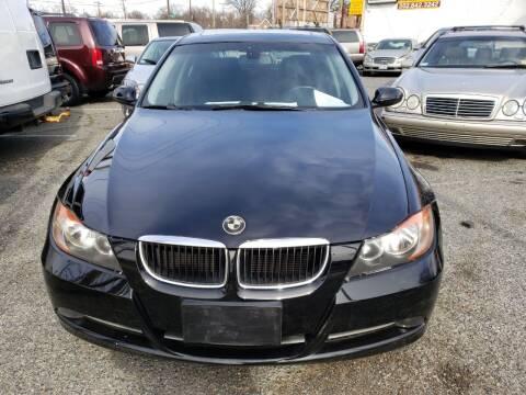 2008 BMW 3 Series for sale at Jimmys Auto INC in Washington DC