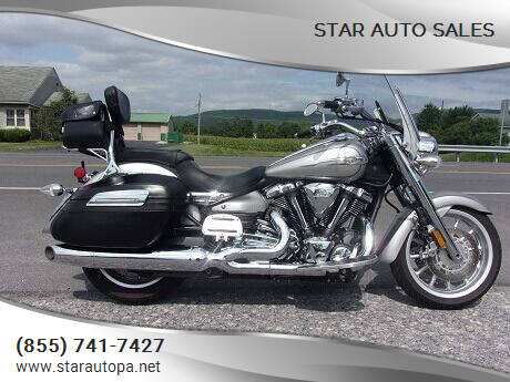 2014 Yamaha STRATOLINER S for sale at Star Auto Sales in Fayetteville PA