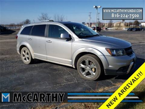 2017 Dodge Journey for sale at Mr. KC Cars - McCarthy Hyundai in Blue Springs MO