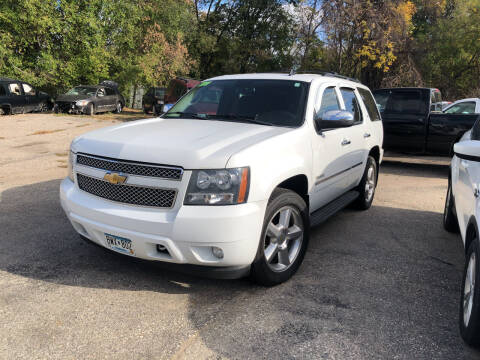 2011 Chevrolet Tahoe for sale at Monte Motor Sales in Montevideo MN