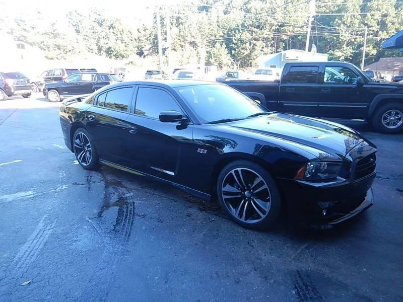 2012 Dodge Charger for sale at C & C MOTORS in Chattanooga TN