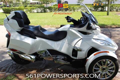 2018 Can-Am Spyder RT Limited for sale at Powersports of Palm Beach in Hollywood FL
