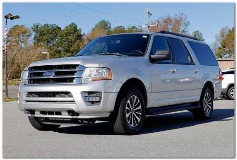 2016 Ford Expedition EL for sale at WHITE MOTORS INC in Roanoke Rapids NC