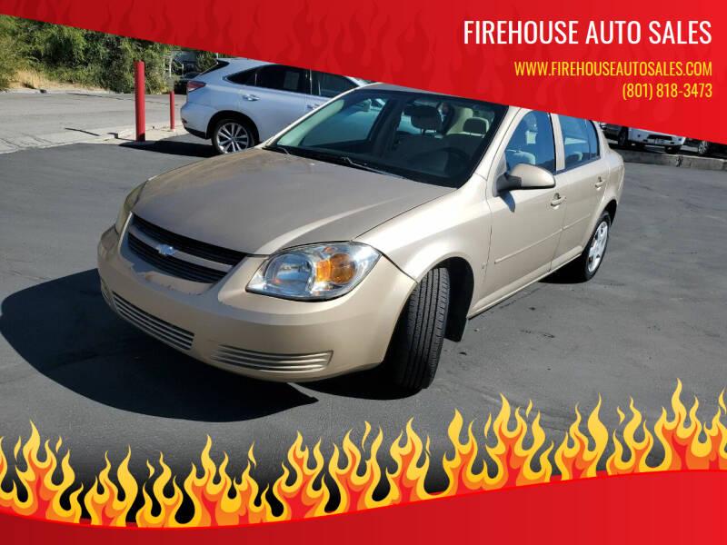 2008 Chevrolet Cobalt for sale at Firehouse Auto Sales in Springville UT