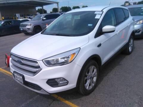 2017 Ford Escape for sale at FLORIDA CAR TRADE LLC in Davie FL