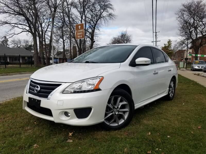 2015 Nissan Sentra for sale at RBM AUTO BROKERS in Alsip IL