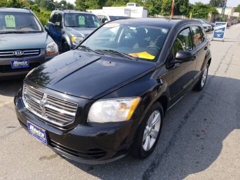 2010 Dodge Caliber for sale at Howe's Auto Sales in Lowell MA