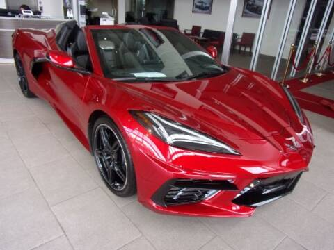 2021 Chevrolet Corvette for sale at Adams Auto Group Inc. in Charlotte NC